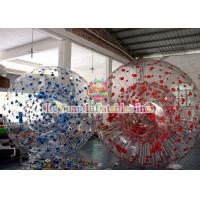China Inflatable Bubble Body Zorb Ball For Kids Australian Standards AS3533 on sale