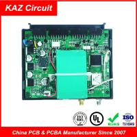 ENIG / HASL PCB Design 4 Layers  For GPRS Backstage Control Board Manufactures
