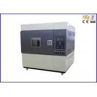 Professional 2 KW Xenon Arc Test Chamber , Temperature And Humidity Chamber Manufactures