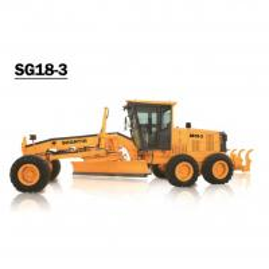 Mini Motor Graders 15.4 Ton Shantui SG18-3 Electro Hydraulic Control Manufactures