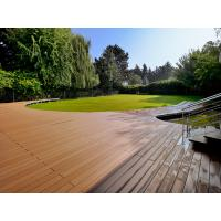 China Wholesale WPC flooring 2015 hot sale composite wood deckings WPC(RMD-42) wholesale