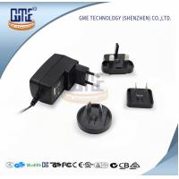 Universal Power Adaptor 12v 5mA Max 47Hz - 63Hz Input frequency with Four Types Plug Manufactures