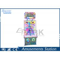 Coin Operated Attractive Ticket Arcade Redemption Game Machine 1 Year Warranty Manufactures