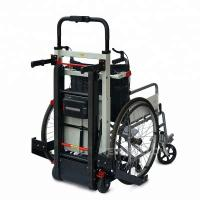 Portable Electric Stair Climbing Stretcher Docking Car For Easy Operating Manufactures