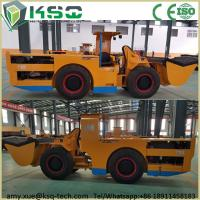 1CBM Load Haul Dump Machine Underground Mine Equipments for Mining and Tunneling Manufactures