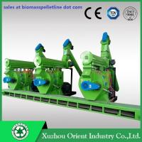 Quality TN-Patent  Export Grade High Capacity Biomass Ring Die Wood Pellet Machine for sale