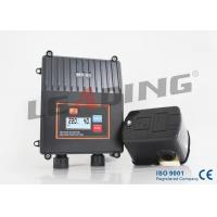 Submersible Pump Motor Starter , Gsm Based Irrigation Water Pump Controller For Illiterates Manufactures