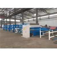 China 0-60 Times / Min Rebar Welding Machine , Welded Mesh Machine For Construction Mesh on sale
