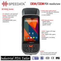 4.5 inch, keyboard and GPS Avaliable 134.2 kHz Low Frequency (LF) RFID Mobile Readers Manufactures