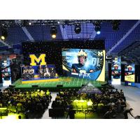 P5.3 SMD2727 Full Color Stadium Sport Large LED Video Wall Fixed Installation LED Display Manufactures