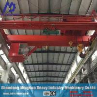 Electric Trolley Hoist System LH Model Double Beam Overhead Crane 10T 15 T 20 T 25T 30T 35T Manufactures