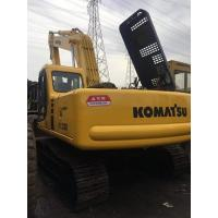 2008 Year 22T Used Komatsu PC220 6 Excavator 5km/H Max Speed CE Approval Manufactures