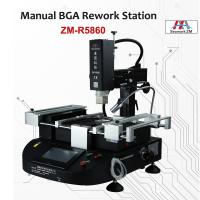 China Seamark Zhuomao BGA rework station ZM-R5860 Laptop mobile phone games xbox360 ps3 ps4 soldering and desoldering station on sale