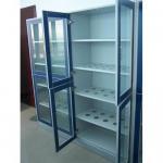 Laboratory Furniture Glassware Cupboard Lab Storage Cabinet Labware Cabinet Steel Utensile Cabinet Vessel Cabinet Manufactures