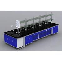 Quality Steel Fabrication Height Adjustable Chemical Laboratory Bench for sale