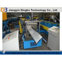 Mould Hydraulic Cutting Color Steel Ridge Cap Making Machine Manufactures