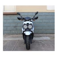 Electric / Kick Starting 50cc Adult Motor Scooters With 1 Big Head Lights Manufactures