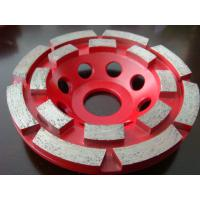"4"" resin filling turbo Aluminum diamond grinding Wheels Manufactures"