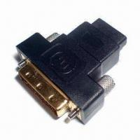 HDMI Female to DVI Male Adapter Connector With Gold Plating Manufactures