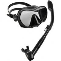 China scuba diving mask and snorkel on sale