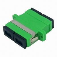 SC Fiber Optic Adapter in Simplex/Duplex Type for APC Applications in Telecommunication Net Manufactures