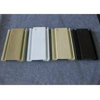 4ft Interior Wall Panels , Slatted Wall Panels For Sports Equipment , 48 x 3/4 x 12 Manufactures