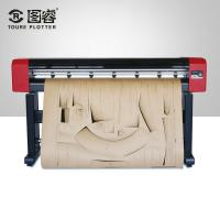 cutting width 1.65m garment vertical inkjet plotter with print and cut plotter Manufactures