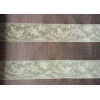 Sofa Curtain Jacquard Woven Fabric French Style With Floral Pattern