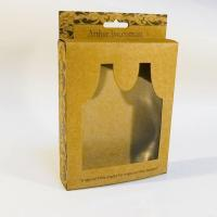 Customized Kraft Paper Corrugated Box Printing Service Online for wine packaging promo Manufactures