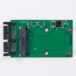 Mini PCIe PCI-e MSATA SSD Micro adaptateur SATA PCBA HG OEM Service Manufactures