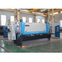 industrial hydraulic angle shearing machine with Variable Rake 4100x1850x2250mm Manufactures