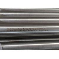 B338 Gr. 2 Seamless Titanium Alloy Tube Good Ductility With Good Toughness Manufactures