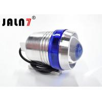 Silver Motorcycle Led Headlight Conversion , Projector Headlight Conversion Kit Manufactures