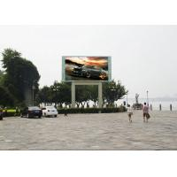 China Full Color Fixing Usage Led Billboards , P6 Outdoor Led Billboard Advertising on sale