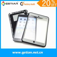 Grey Ipad Mini Protective Case Waterproof With Stand Manufactures