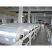 BIAXIAL-ORIENTED POLYPROPYLENE FILM Manufactures