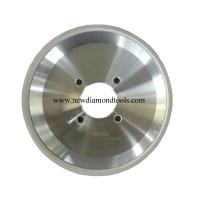 Vitrified Diamond Grinding Wheel for Carbide Tools for carbide Manufactures