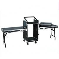 14U Amplifier Rack Flight Case With Stand Table Manufactures