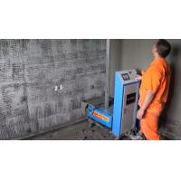 Buy cheap Automatic Mortar Coating Machine For Brick Wall from wholesalers