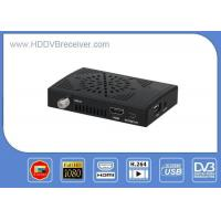 China GX6605 MINI HD Digital DVB - S2 HD Satellite Receiver 1080P Open TNTsat 19.2E on sale