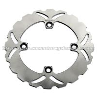 China HORNET 250 Motorcycle Brake Disc Rear Racing Brake Rotors Honda CBR250R 304 Steel on sale