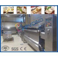 China 380V / 110V / 415V Industrial Cheese Making Equipment For Cheese Production Process on sale
