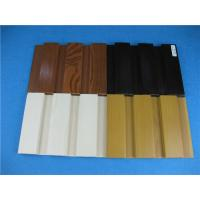 Recyclable 5900mm WPC Wall Cladding Commercial Wood Claddings Manufactures