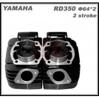 Motorcycle Cylinder Kits Motorbike Cylinder Block Cylinder Sets RD350 YAMAHA 64mm 2pieces Manufactures