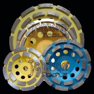 China 105-180mm Diamond Grinding Wheels on sale