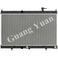 China Direct Flow Nissan Radiator Replacement With Heat Dissipation Performance DPI 13431 on sale