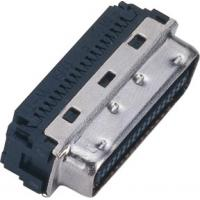 WCON 1.27mm 14~100P Computer Pin Connectors IDC Ribbon Type For Cable Manufactures
