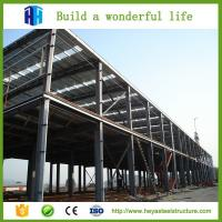 China HEYA outdoor storage metal shed in vietnam steel structure supplier on sale