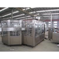 Food Grade Bottled Water Filling Machine , Automatic Liquid Filling Machine