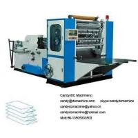 Hand Towel Making Machinery (DC-KTM1-230/2-5) Manufactures